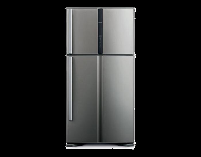 Hitachi 4 door french door fridge online