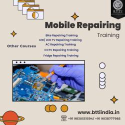 Mobile Repairing Course in Kolkata | Best TV Training Institute | BTTI