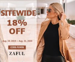 Get Started Shopping From Zaful and Get Amazing Discount on Womenswear & Menswear New Season ...