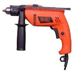 Black & Decker 13 mm Variable Speed Hammer Drill 550W HD555