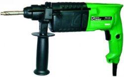 Planet Power PH22 Green Rotary Hammer 0-900 RPM