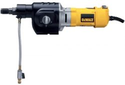 Dewalt D21585-QS RPM 0-500-1200-2000 2500W Wet Diamond Drill
