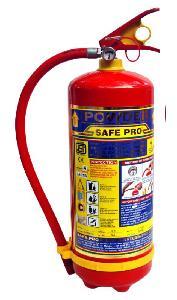 Safe Pro RFE FIRE 04 ABC Type Fire Extinguisher 6 kg