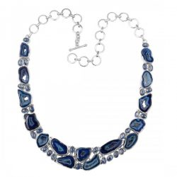 Shop Online Agate Sterling Silver Jewelry Collection From Rananjay Exports