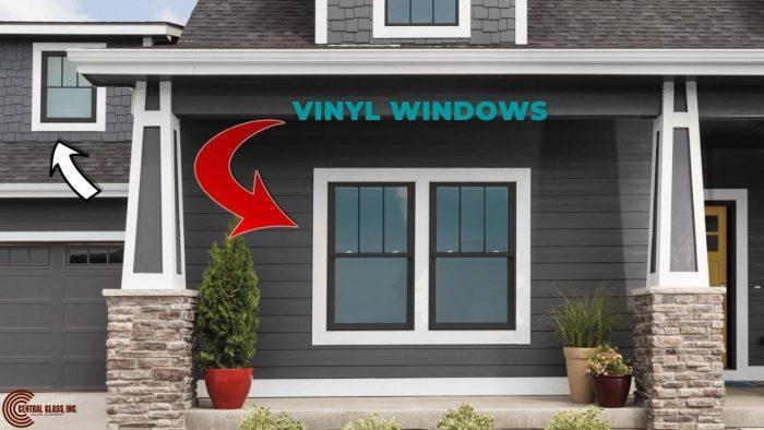 Advantages of Vinyl Windows
