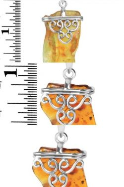 Shop Real Amber Stone Jewelry