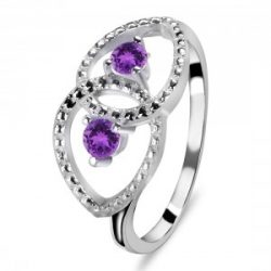 Sterling Silver Amethyst Jewelry Wholesale Collection | Rananjay Exports