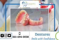 Artificial Teeth for Loved Ones