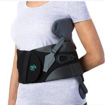 Use Aspen scoliosis brace