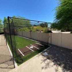 Batting Cage Net – Premium Poly Series