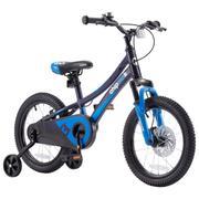 Chipmunk Explorer Kids bike for Boys Girls Explorer 16 Inch, Navy Blue