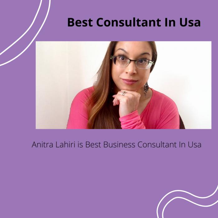 Anitra Lahiri The Philosophy Of CONSULTANT