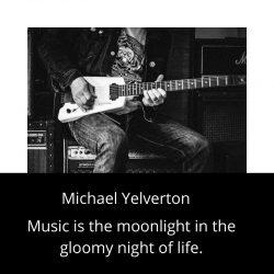 Michael Yelverton is a music educator from Goldsboro