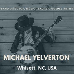 Michael Yelverton – Gospel Artist