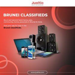 Brunei Classifieds Ads – Jualtia