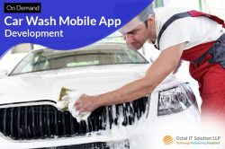 ON-DEMAND CAR WASH MOBILE APP DEVELOPMENT COST AND KEY FEATURES