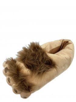 Bigfoot Hairy Feet Slippers – Men's Sizes