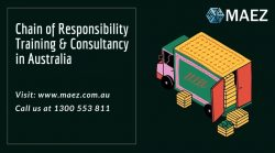 Chain of Responsibility Training & Consultancy in Australia