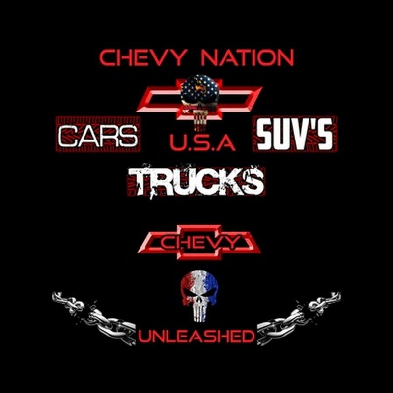 Loud Chevy Suv's