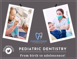 Child-Friendly Dentistry