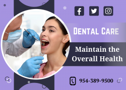 Concentrate on Oral Health