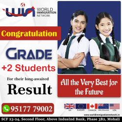 Congratulation !!!!!!!!!!!! Grade 12 Students For their long-awaited Result
