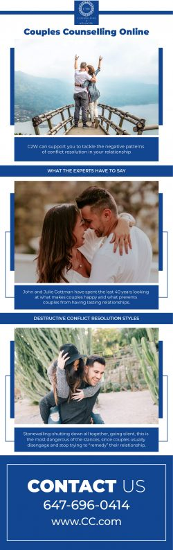 Get The Best Couple Counselling Therapy