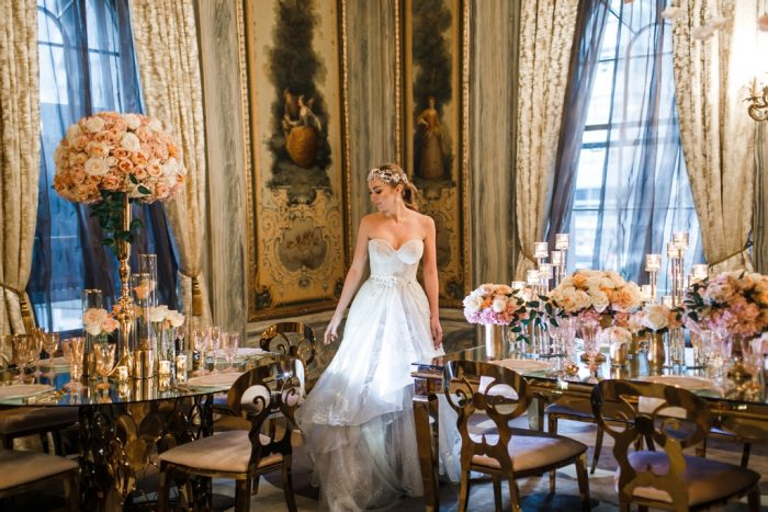 Full Service Wedding Planning Package for Coping with Innumerable Details