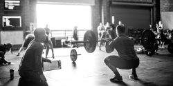 Professional Gym Trainer   Michael Delguyd