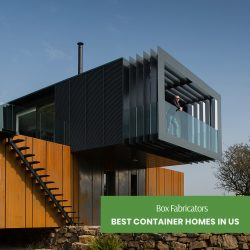 ECO BOX FABRICATORS   Best container Homes in US