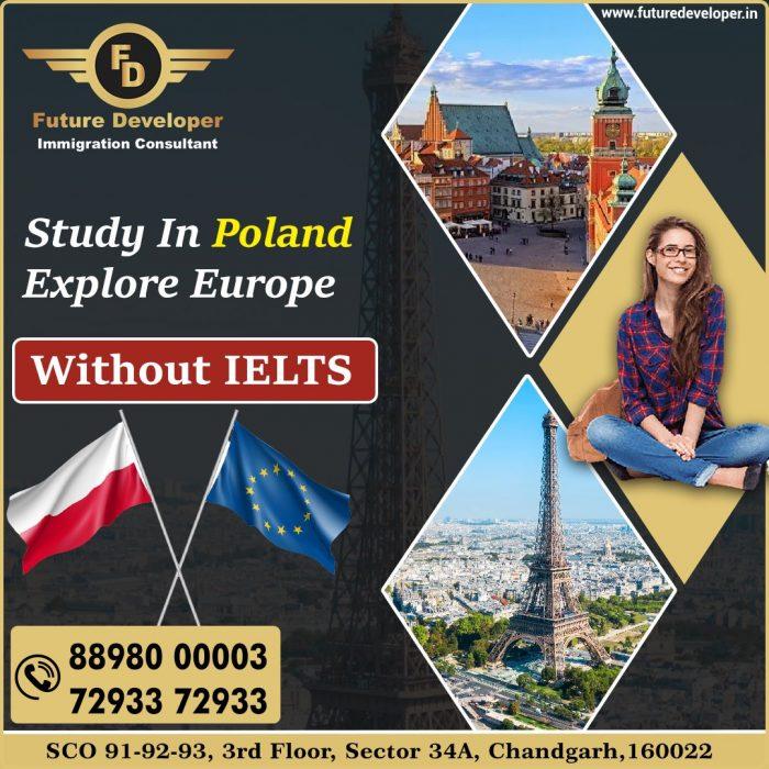 Explore The Europe On Study Visa