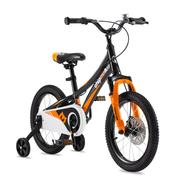 Chipmunk Explorer Kids bike for Boys Girls Explorer 16 Inch, Black