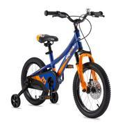 Chipmunk Explorer Kids bike for Boys Girls Explorer 16 Inch, Blue