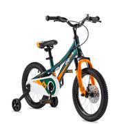 Chipmunk Explorer Kids bike for Boys Girls Explorer 16 Inch, Green