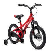 Chipmunk Explorer Kids bike for Boys Girls Explorer 16 Inch, Red