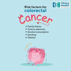 Important Factors That Can Aggravate Your Risks for Rectal Cancer.