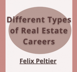 Felix Peltier – Start Career in Real Estate