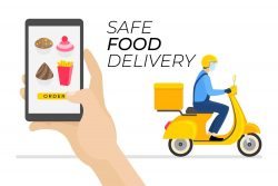 Who can use food delivery software?