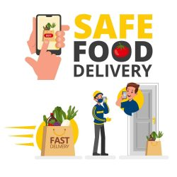 How to have a safe food delivery?