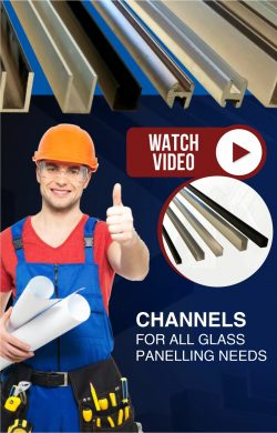 Quality Frameless Glass Door Accessories in Canada- TAG Hardware