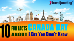 10 FUN FACTS ABOUT CANADA DAY I Bet You Didn't Know