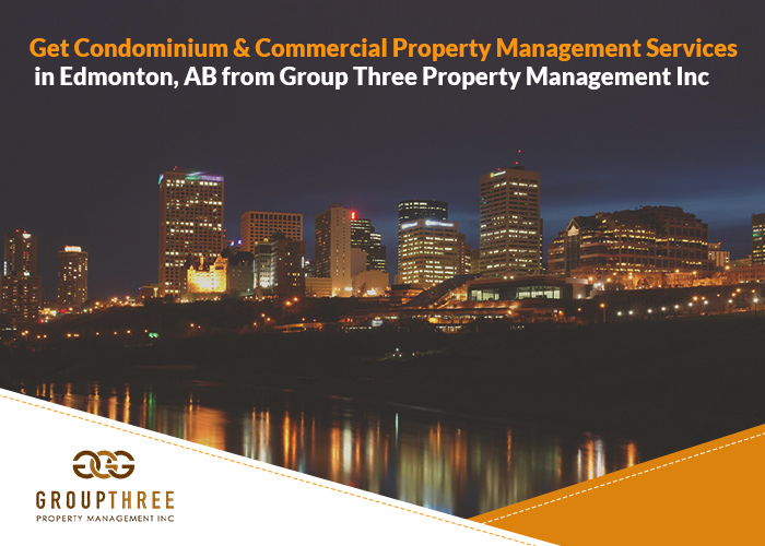 Get Condominium & Commercial Property Management Services in Edmonton, AB from Group Three P ...
