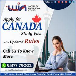 Study in Canada Visa