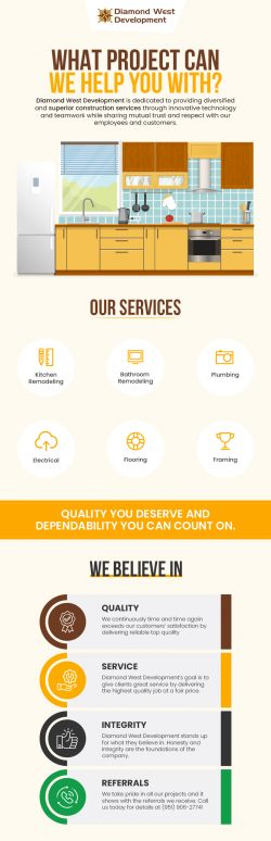 Get Superior Construction Services in Riverside, CA from Diamond West Development