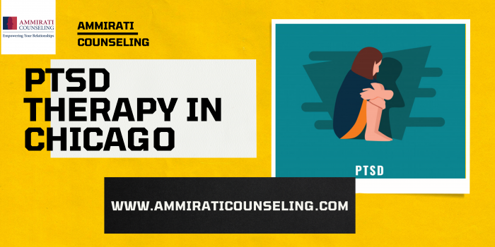 Get the Best PTSD Therapy in Chicago