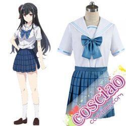 探偵はもう、死んでいる たんもし 夏凪渚 コスプレ衣装 制服 セーラー服 かわいい 通販