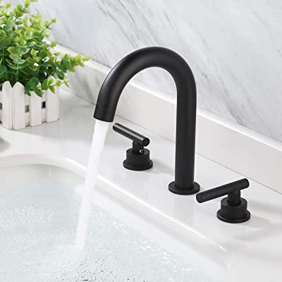 Best 3 Hole Bathroom Faucets   Home Decor   Black Faucets