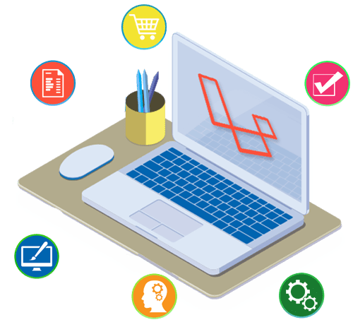 Hire Nettechnocrats for Laravel Development Company in India