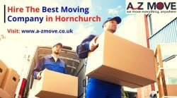 Hire The Best Moving Company in Hornchurch