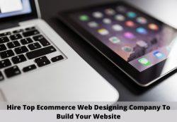 Ecommerce Web Designing Company